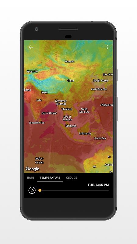 Today Weather - Forecast, Radar & Severe Alert screenshot 6