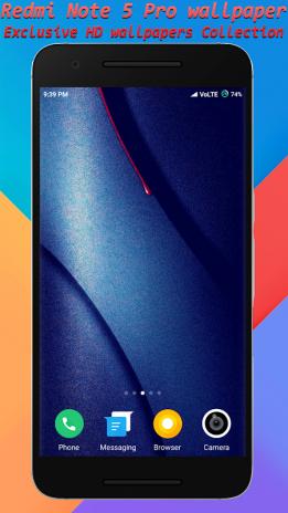 Wallpaper For Mi Redmi Note 5 Mi Mix 2s Mi A2 1 0 1 Download Apk For