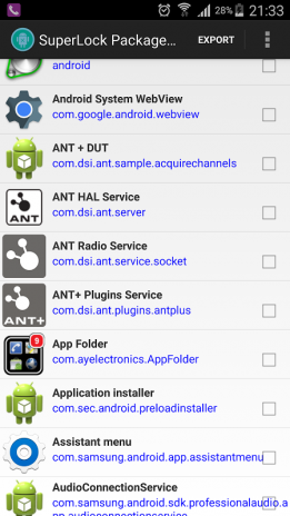 do i need ant radio service