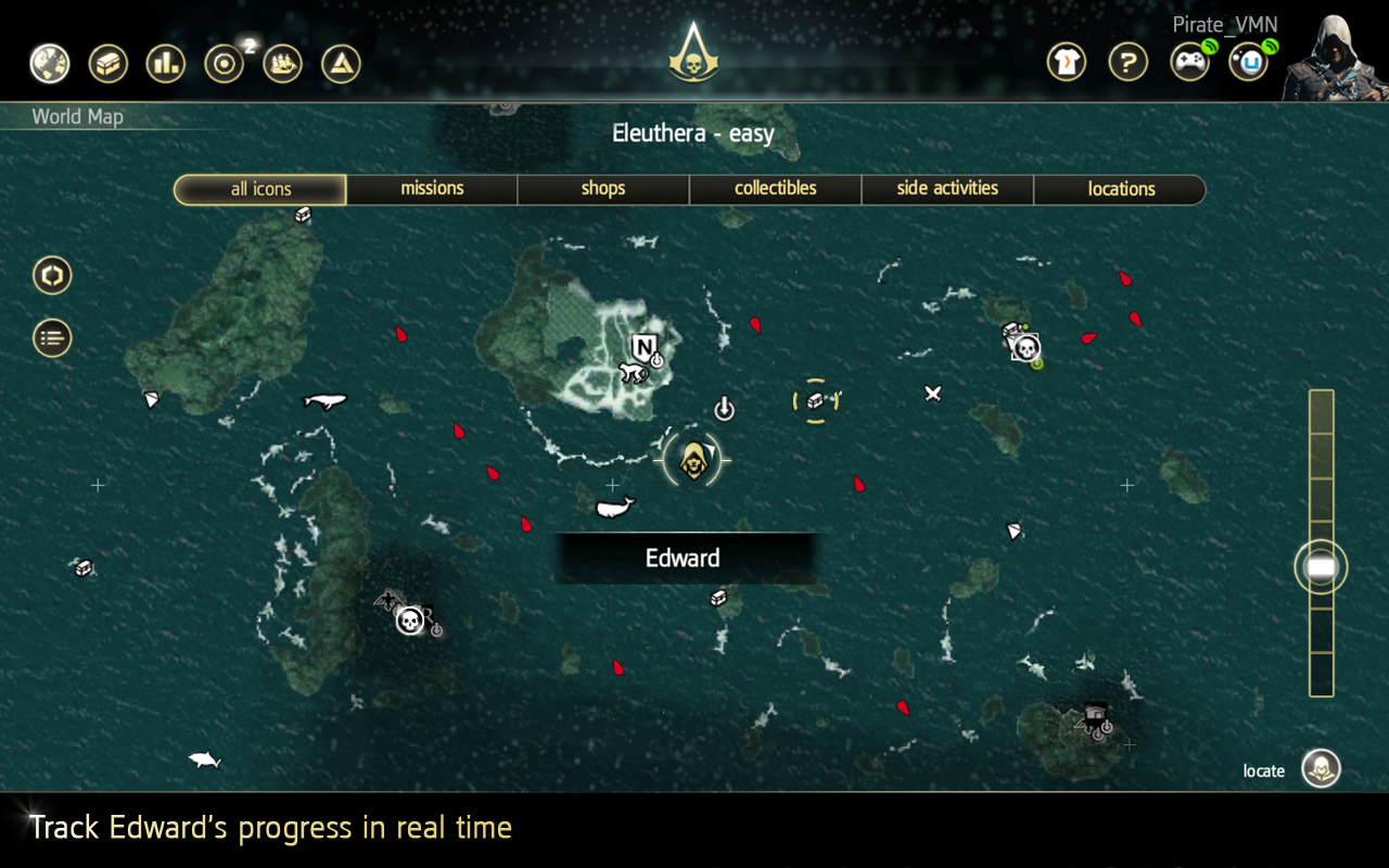 Assassin S Creed Iv Companion 2 2 Download Android Apk Aptoide