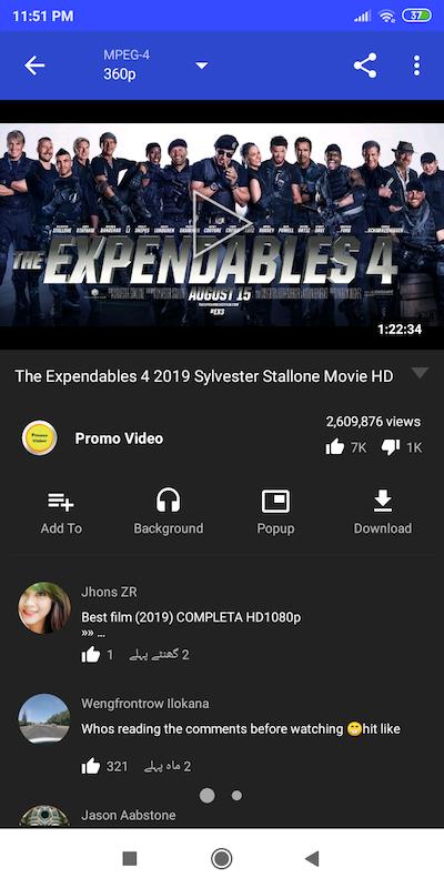 Watch Free Movies & TV Shows screenshot 1
