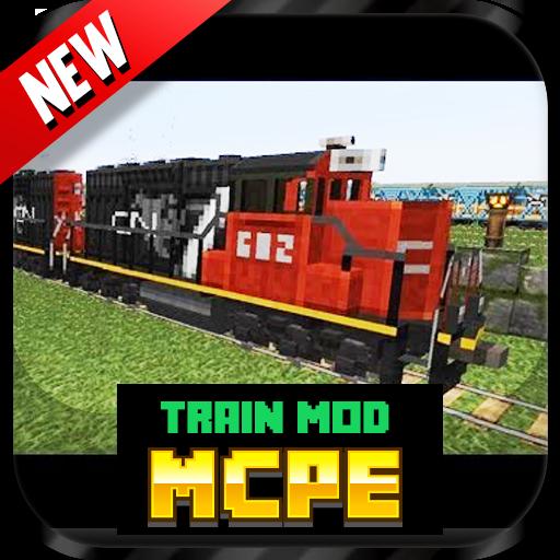 Gambar Kereta Api Minecraft Melatih Mod Untuk Mcpe 1 1 Download Apk Android Aptoide