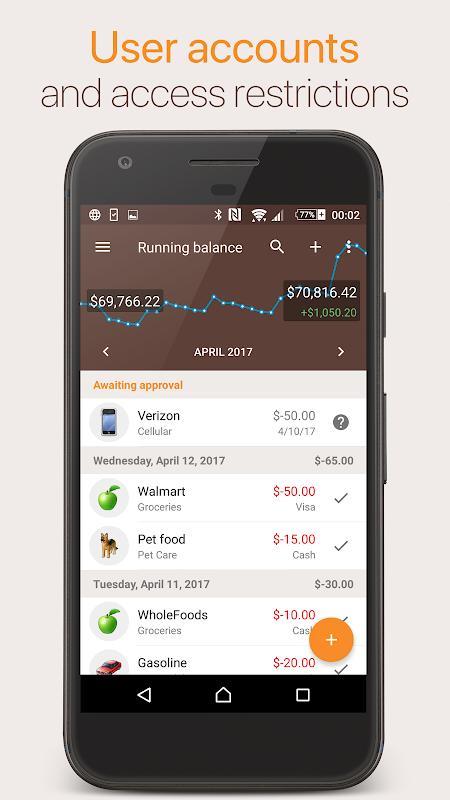 Alzex Finance: Software de finanças pessoais screenshot 2