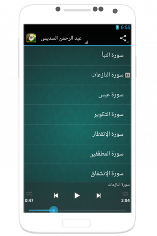 Quran audio without internet 1 0 Download APK for Android