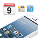 Free Theme for iphone 6S ios launcher