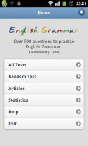 Practice English Grammar - 2 Screenshot