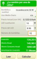 Ahorra en Luz. Precio luz hora Screenshot