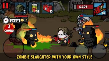 Zombie Age 3 Screen