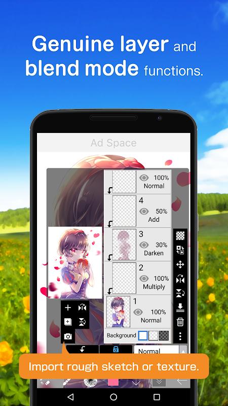 ibis Paint X screenshot 2