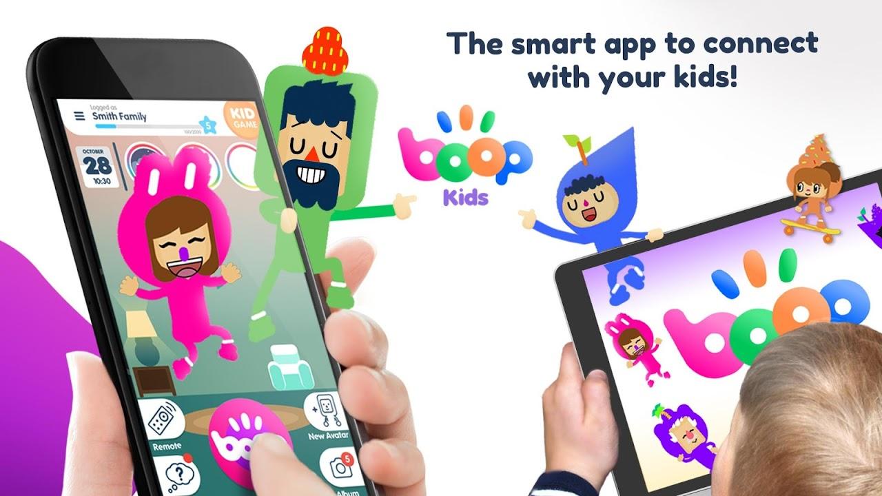 Boop Kids - Smart Parenting and Games for Kids screenshot 1