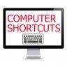 Icono Computer Shortcut Key