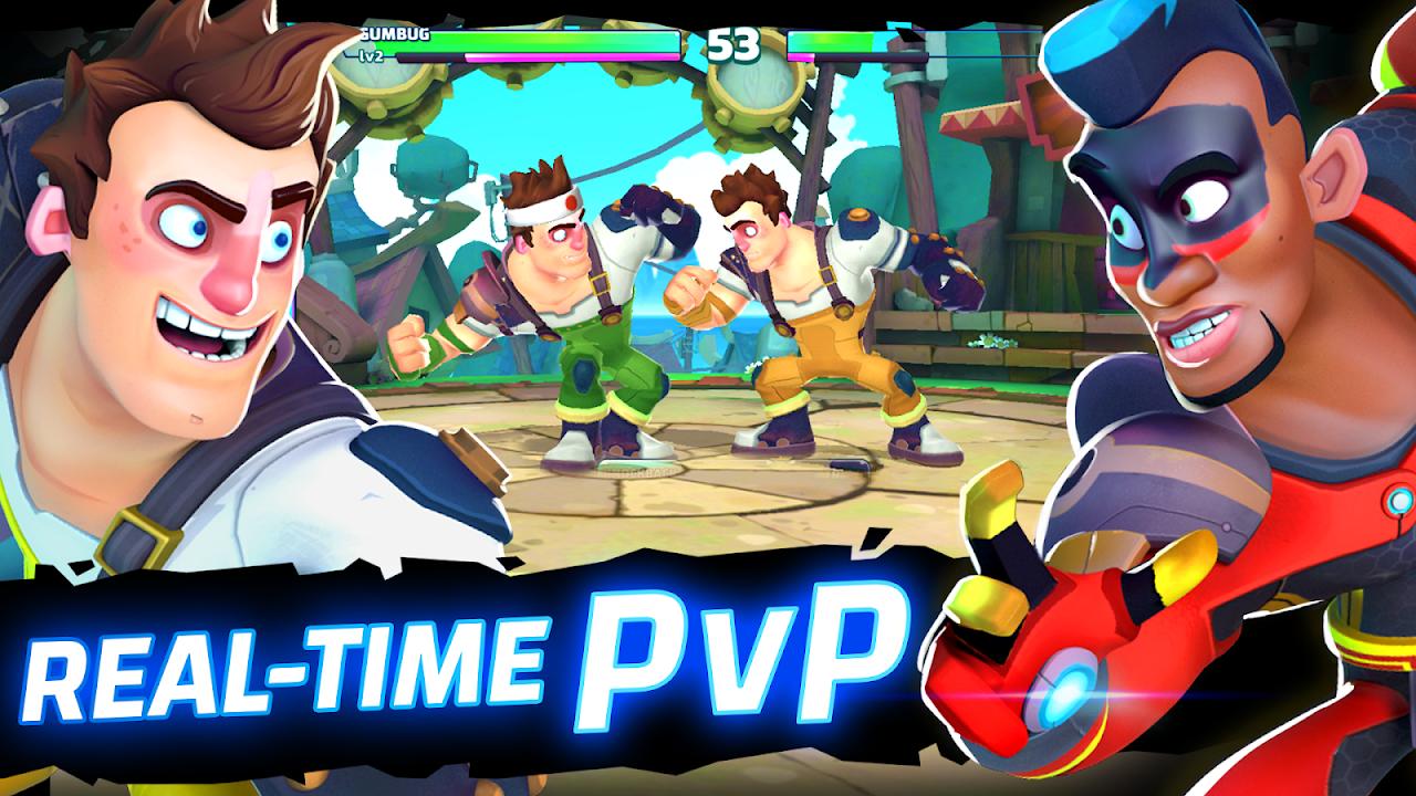 Smash Supreme (Unreleased) screenshot 1