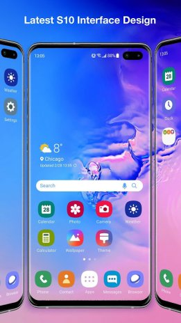 Galaxy S10 Launcher for Samsungrelease_2301 tải APK dành cho Android