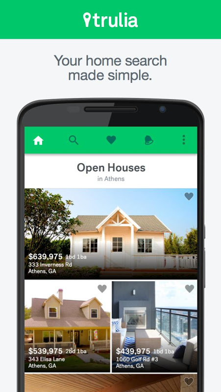 Trulia Real Estate: Search Homes For Sale & Rent screenshot 1