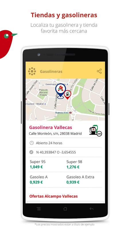 Alcampo - La App que te ayuda a hacer la compra screenshot 1