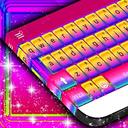 Fundo agradável Keyboard
