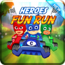 PJ Heroes Masks Fun Run & Race Icon