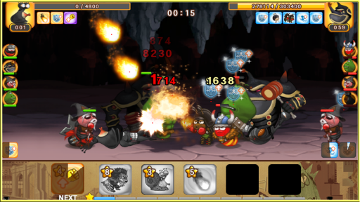 Larva Heroes2: Battle PVP screenshot 4