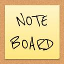 Note Board app (Ads free)