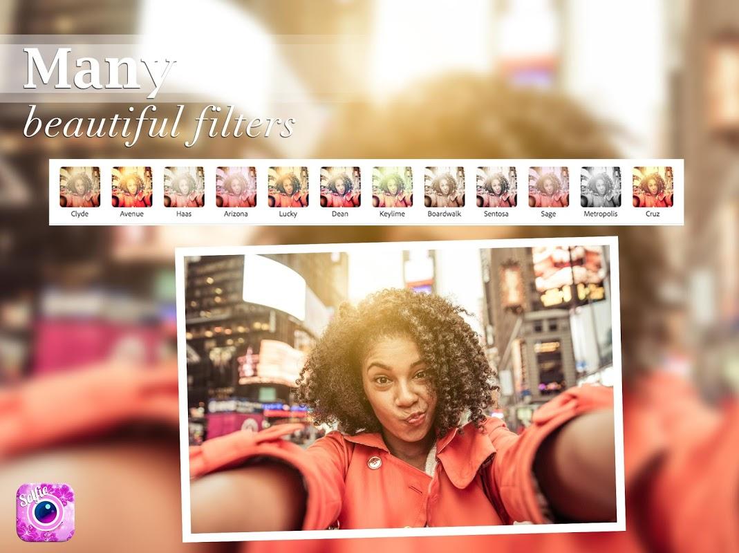 Selfie Camera HD screenshot 2