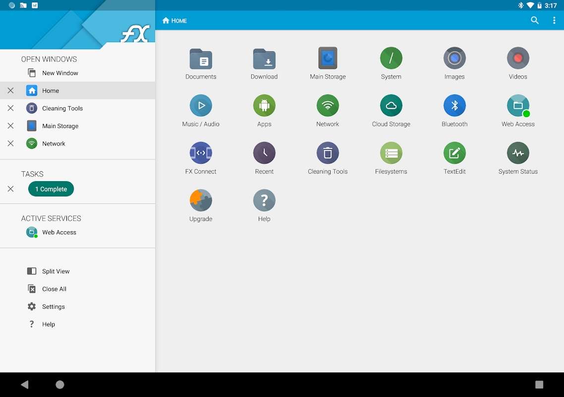 FX File Explorer: The file manager with privacy screenshot 6