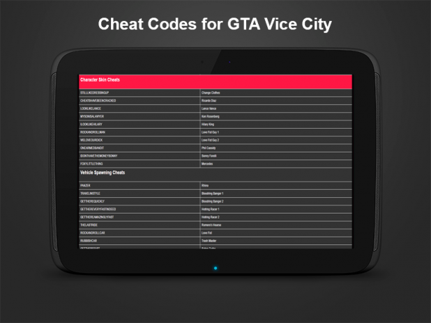 Gta vice city cheat for helicopter