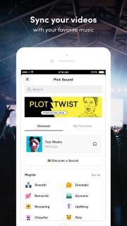 musical.ly screenshot 3