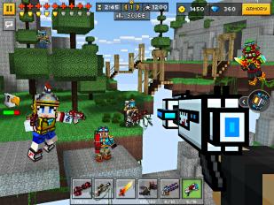 pixel gun 3d pocket edition screenshot 10