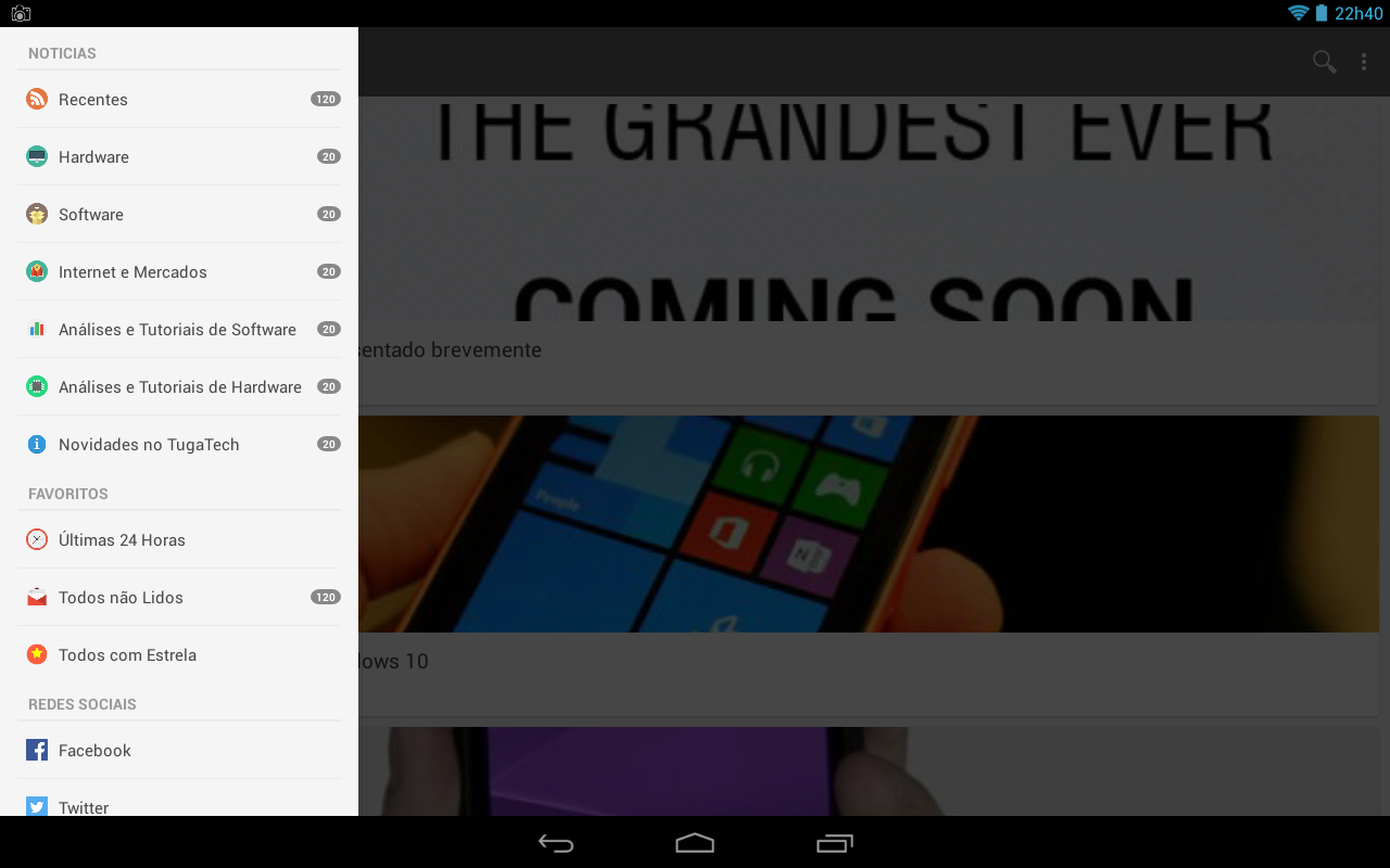 TugaTech screenshot 2