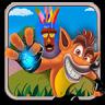 Icône Super Bandicoot Crash Adventure