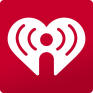 iheartradio free music radio icon