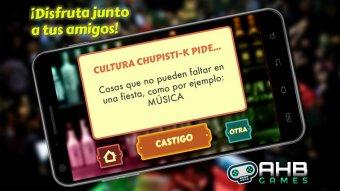 Cultura Chupística Screenshot