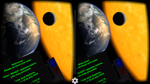 Titans of Space® Cardboard VR screenshot 1