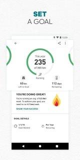 adidas Running by Runtastic - Fitness Run Tracker screenshot 1