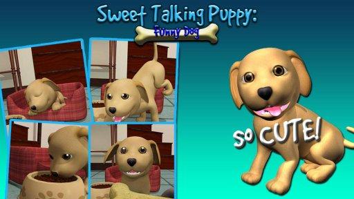 Sweet Talking Puppy Deluxe screenshot 4