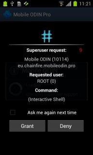 SuperSU Pro screenshot 16