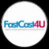FastCast4u Demo App Icon