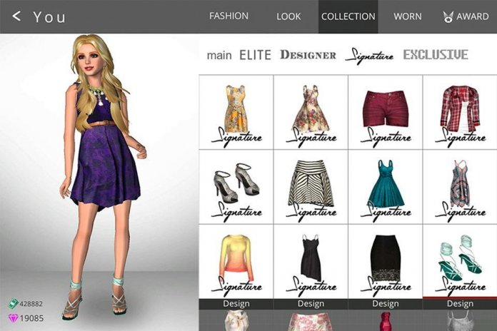 ApkMod1.Com Fashion Empire - Boutique Sim v2.76.0 + МOD (Infinite Coins/Cash/Keys) download free Android Game Role Playing