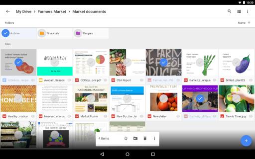 Google Drive screenshot 9