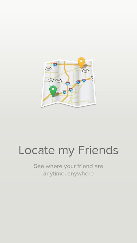 Encontrar amigos screenshot 1