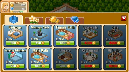 Hotel Story: Resort Simulation screenshot 3