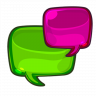 Messager - Free SMS and Calls Icon
