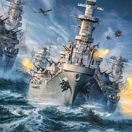 World Warships: Atlantic Battleships Blitz