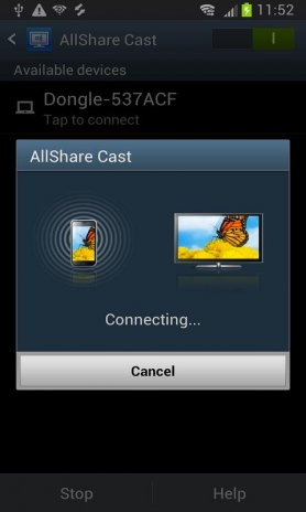Allshare & screen mirroring android for android apk download.