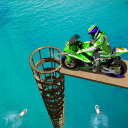 Extreme Bike Racing: Mega Ramp Stunts Game