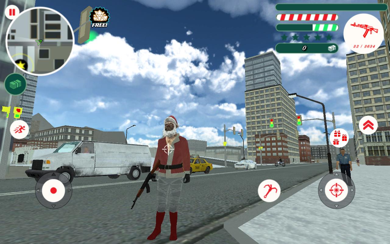 Crime Santa screenshot 1