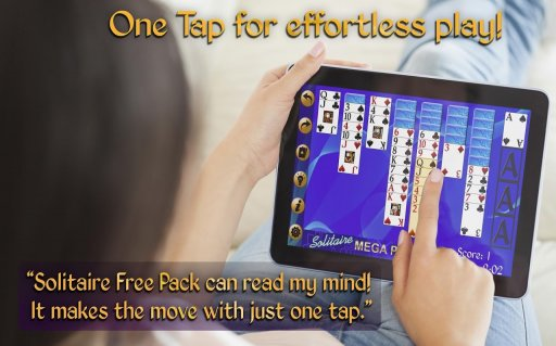 Solitaire Free Pack screenshot 14