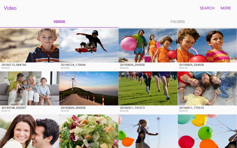 Samsung Video Library screenshot 11