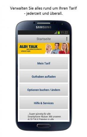Aldi Talk Karte Aufladen.Aldi Talk 6 2 16 Laden Sie Apk Fur Android Herunter Aptoide