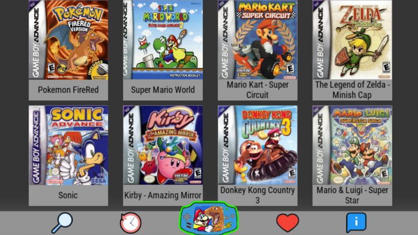 gba emulator best games download